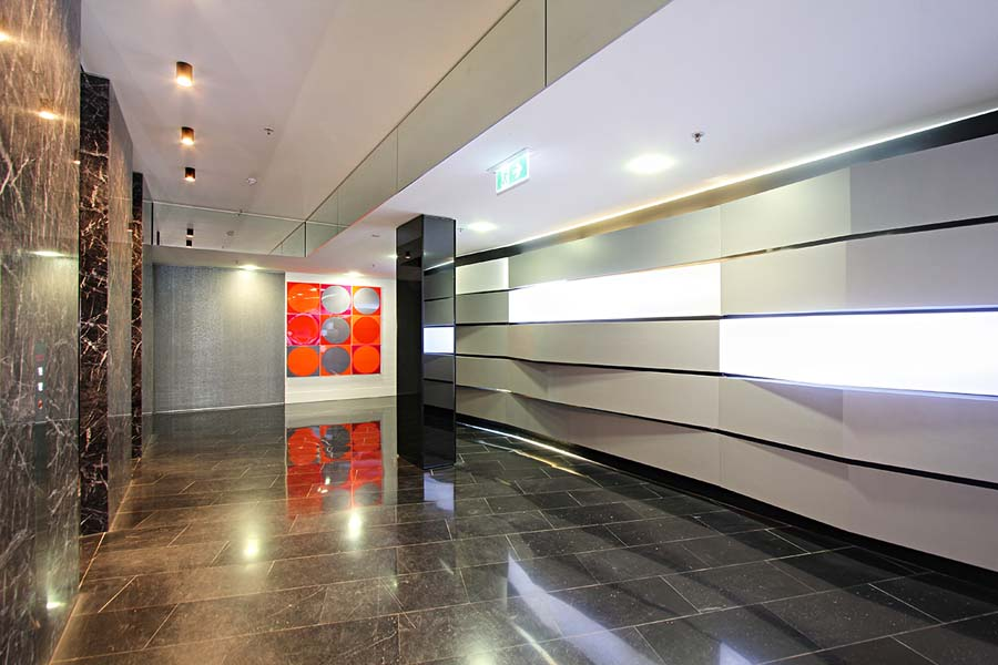 Level 3, 140 Bourke St, CBD - Dan ( Bao Steel)