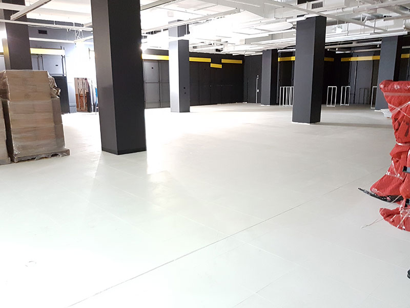 Commercial Epoxy Flooring 3