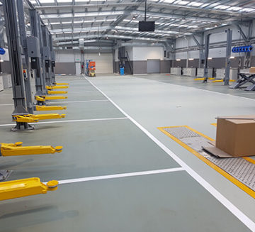 Commercial Epoxy Flooring Thumb