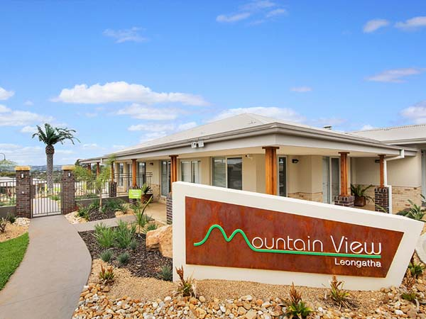 Mountain View Retirement Village